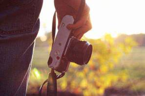 I want to learn photography